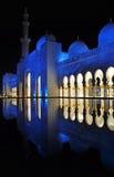 Sheikh Zayed Mosque, Abu Dhabi, United Arab Emirates stock images