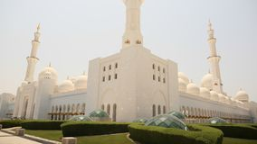Sheikh Zayed Mosque, Abu Dhabi, United Arab Emirates. Sheikh Zayed Mosque, Abu Dhabi, United Arab Emirates Stock Image