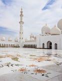 Sheikh Zayed Mosque il 5 giugno Fotografia Stock