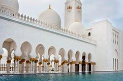 Sheikh Zayed Mosque il 5 giugno 2013 Fotografie Stock