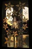 Sheikh Zayed Mosque intérieur en Abu Dhabi, EAU Photos libres de droits