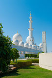 Sheikh Zayed Mosque Stock Image