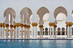 Sheikh Zayed Mosque o 5 de junho de 2013 Foto de Stock