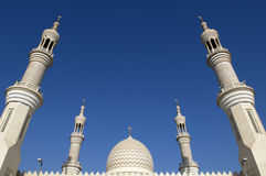 Sheikh Zayed Mosque Ras al Khaimah Dubai Royalty Free Stock Photo