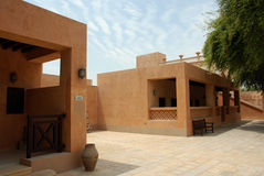 Sheikh Zayed Palace Museum Arkivfoto