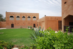 Sheikh Zayed Palace Museum Royaltyfri Foto