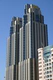 Sheikh Zayed Raod Dubai Image libre de droits