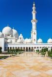 Sheikh Zayid Mosque Imágenes de archivo libres de regalías