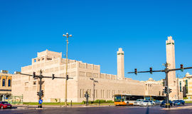 Sheikha Salama Mosque in Al Ain Royalty Free Stock Photography