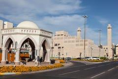 Sheikha Salama Mosque in Al Ain  Stock Photos