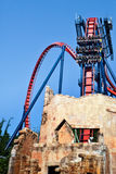 SheiKra Royalty Free Stock Photo