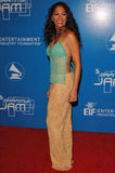 Sheila E. At the Inaugural GRAMMY Jam Event Featuring Earth, Wind & Fire at the Wiltern LG Theater, Los Angeles, CA. 12-11-04 Royalty Free Stock Photo
