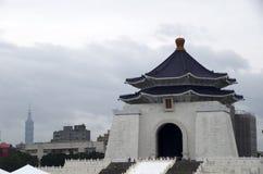shek мемориала kai залы chiang Стоковая Фотография