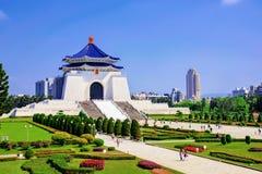 shek мемориала kai залы chiang Стоковые Фото