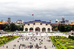 shek för minnesmärke för chiangkorridorkai arkivbild