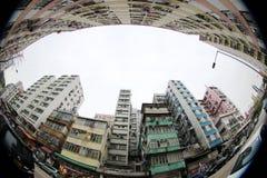 Shek Kip Mei, HK Royalty-vrije Stock Foto's
