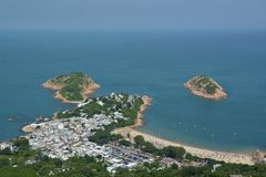Shek O Stockfotos
