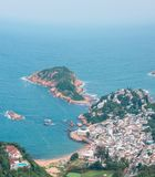 Shek O, countryside Stock Image