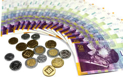 Shekels Royalty Free Stock Photo