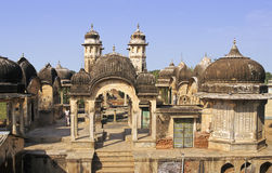 Shekhawati palace Royalty Free Stock Photo
