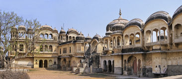 Shekhawati palace Royalty Free Stock Photography