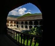 Sheki Karavanseraj royalty free stock images
