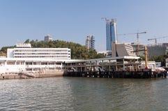 Shekou Industrial Zone Stock Photography