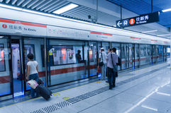 Shekou Port Station Royalty Free Stock Images