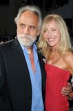 Shelby Chong,Tommy Chong Royalty Free Stock Photography
