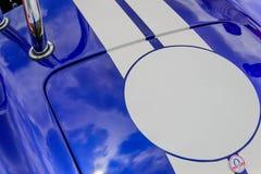 Shelby Cobra completamente restaurada Imagen de archivo libre de regalías