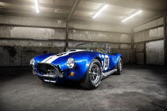 1965 Shelby Cobra CSX Stock Foto's