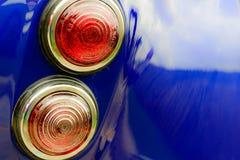 Shelby Cobra entièrement reconstituée Photos libres de droits