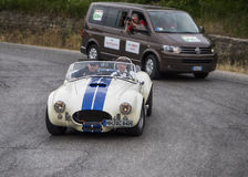 Shelby cobra Royalty Free Stock Images