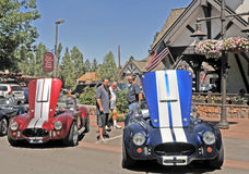 Shelby Cobras Fotos de Stock Royalty Free
