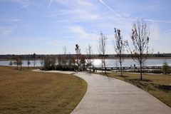 Free Shelby Farms River Walk, Memphis Tennessee Stock Photos - 103636933