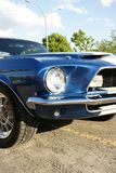 Shelby Front End Royalty Free Stock Image