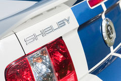 Shelby GT500 Stock Foto