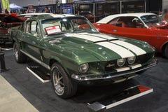 Shelby 1967 gt 500 Royaltyfri Bild