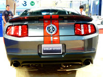 Shelby GT500 Stock Afbeelding