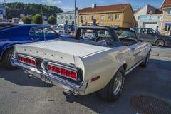 1968 shelby Kabriolett des Mustangs gt350 Stockbild