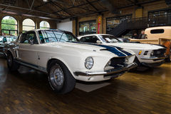 Shelby Mustang GT350 fastback Royalty-vrije Stock Afbeelding