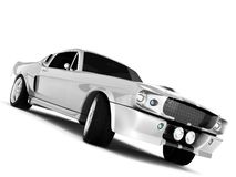Shelby Mustang GT500 Royalty Free Stock Image