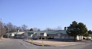 Shelby Oaks Elementary School Memphis, TN fotografering för bildbyråer