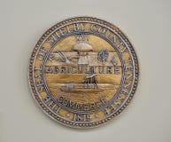 Shelby okręgu administracyjnego Tennessee foka Fotografia Royalty Free