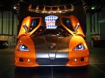 Shelby schnellstes Produktions-Auto der Aero Welt Lizenzfreie Stockbilder