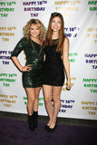 Shelby Young, Taylor Spreitler Stock Images