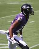 Sheldon Price. Baltimore Ravens DB Sheldon Price, #27 Royalty Free Stock Photos