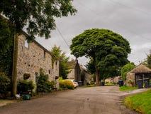 Sheldon village Royalty Free Stock Photo