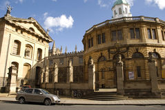 Sheldonian Theatre Stock Photos