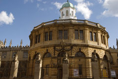 Sheldonian Theatre Stock Image